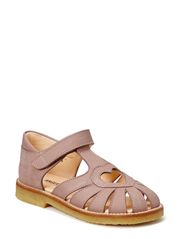 Sandal with heart detail - 1227 Old rose