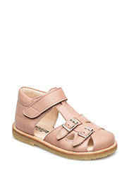 Sandals - flat - DUSTY PEACH