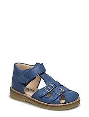 Sandals - flat - 1535 BLUE