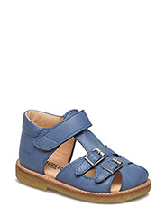 Sandals - flat - 1575 DENIM BLUE