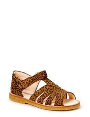 Sandal with open toe - 2113 Leopard