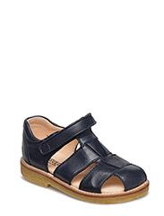 Sandals - flat - 1530 NAVY