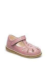 Sandals - flat - 1361  BRIGHT ROSE