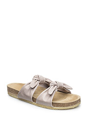 Sandals - flat - open toe - op - 2416 GRAYISH PURPLE