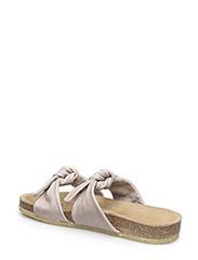 Sandals - flat - open toe - op