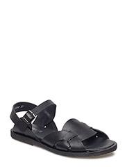 Sandals - flat - 1933 BLACK