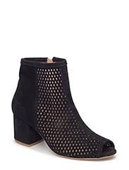 Sandals - wedge - open toe - cl - 1163 BLACK