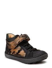 6512 - 1652/2136/1650 Black/grey camouflage