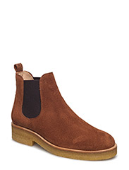 Chelsea boot - 1166/002 COGNAC/MEDIUM BROWN