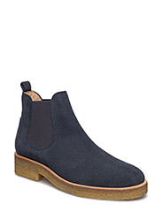 Chelsea boot - 1147/018 NAVY/DARK GREY