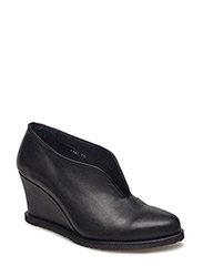 Wedge boot - 1604 BLACK