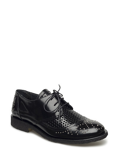 Shoes - Flat - With Lace