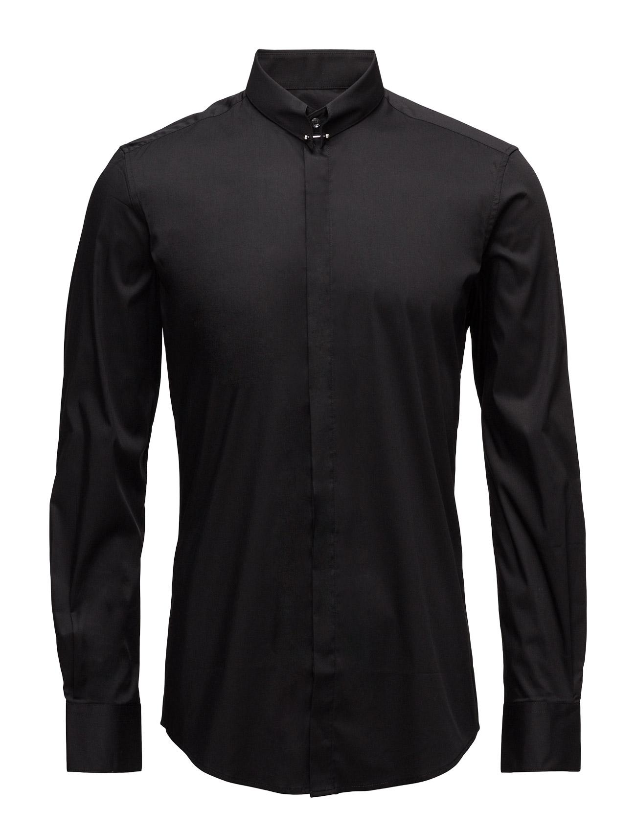 Enorma priser på Shirt With Piercing On Front Center Collar Antony Morato  Shirts till Män 05b473d288bad