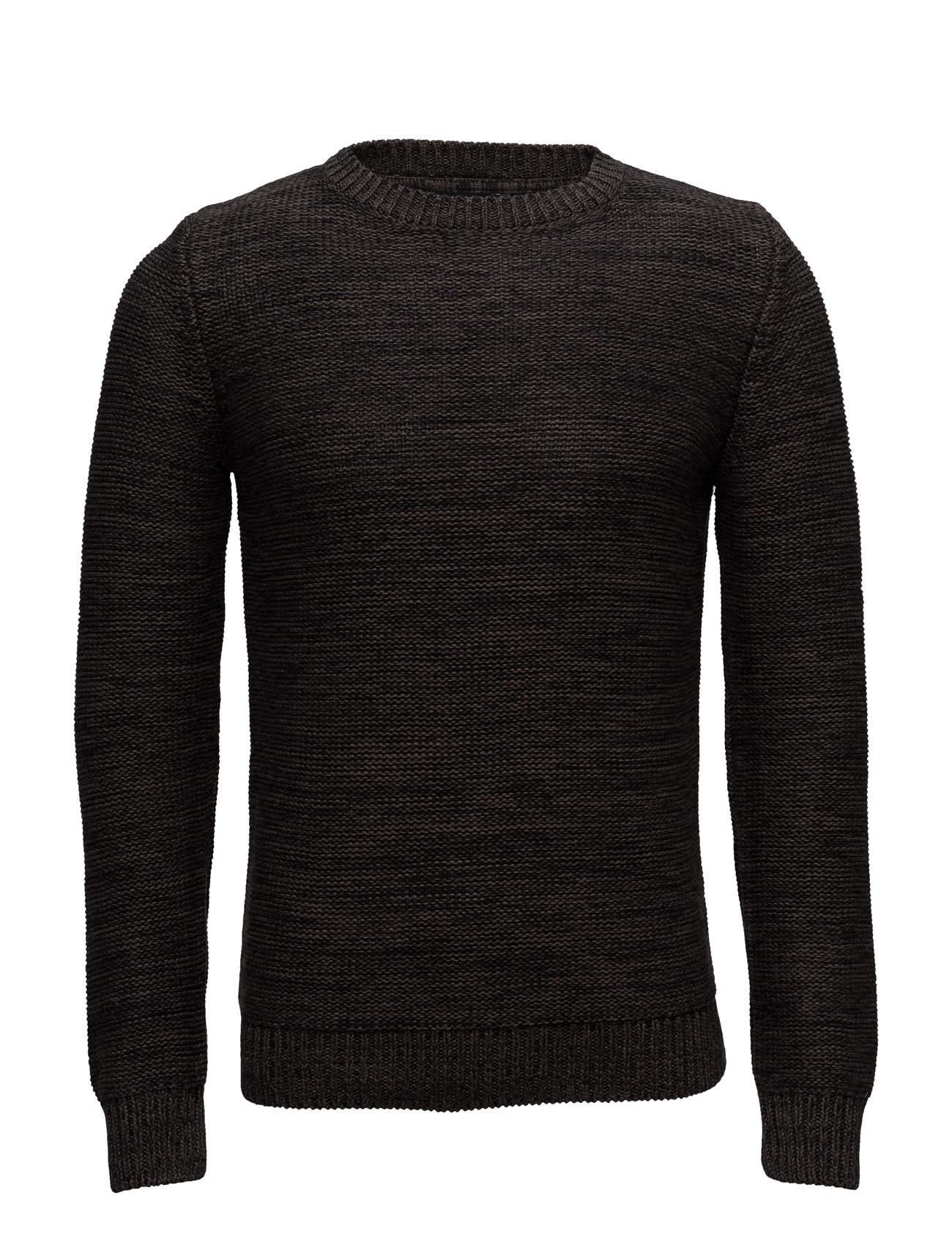 a5a49d04643b Bestil Sweater Round Collar Antony Morato Striktøj i til Mænd fra Boozt.dk
