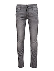 JEANS SKINNY BARRET - CEMENT