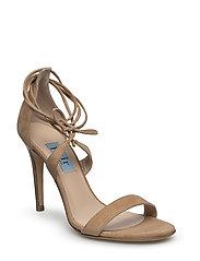 String sandal - BEIGE