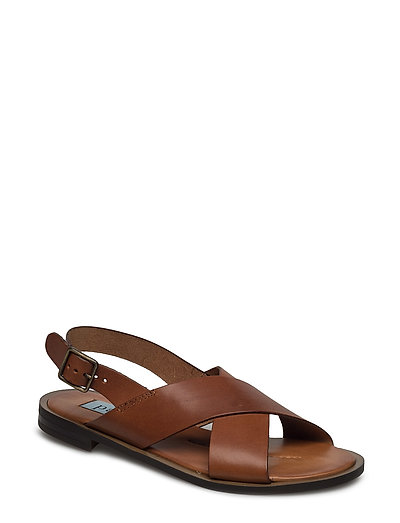Cross Plain Sandal