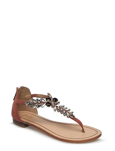 Flat T-String Sandal Krystal