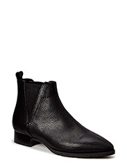 Flat pointed - Black