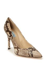 Pointed pumps - Multi Coloured