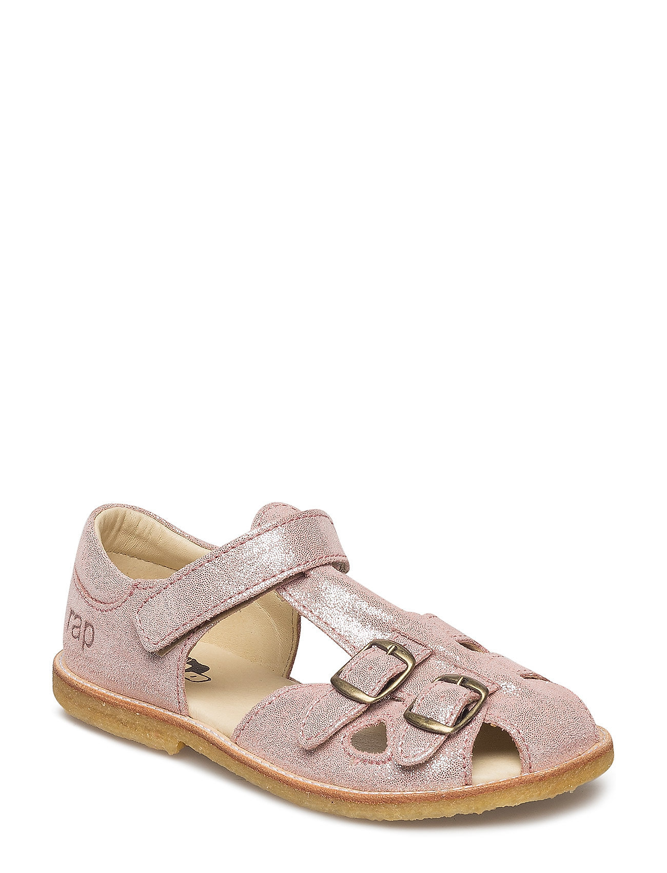 Ecological Closed Retro Sandal, Medium/Wide Fit thumbnail