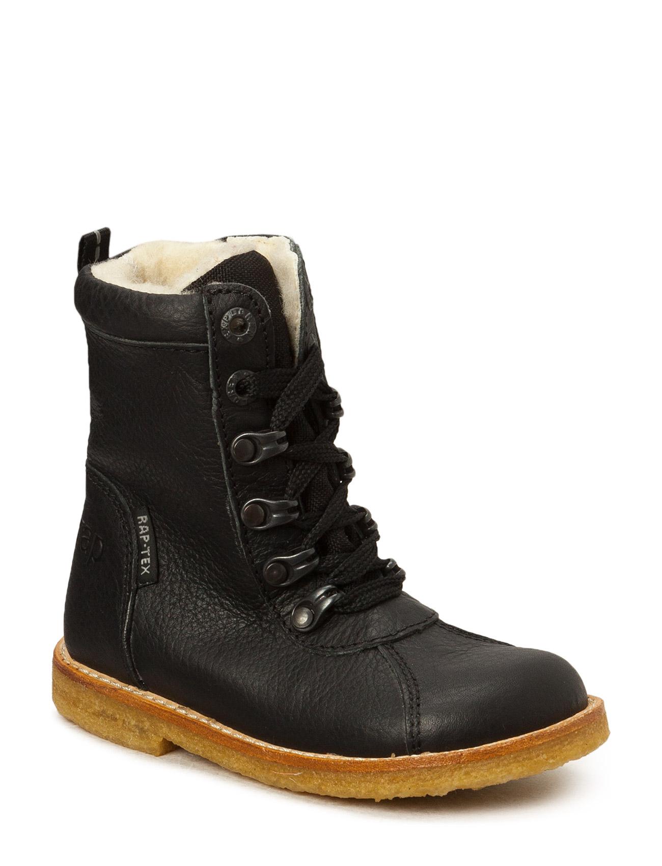 243c5cb9d7c8 Shop Ecological Water Proof Low Boot Arauto RAP Støvler i Sort til Børn fra  Boozt.dk