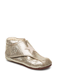 ECOLOGICAL BABY BOOT, NORMAL TO WIDE FIT - 49-BRONZE FANT