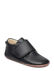 ECOLOGICAL HAND MADE Baby Shoe - 01-BLACK