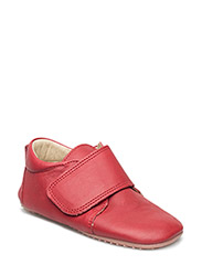 ECOLOGICAL HAND MADE Baby Shoe - 05-RED