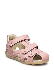 ECOLOGICAL CLOSED STARTER SANDAL, NARROW FIT - 13-NUDE