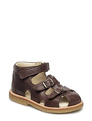 ECOLOGICAL STARTER SANDAL, MEDIUM/WIDE FIT - 29-ECO DARK BROWN