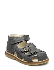 ECOLOGICAL STARTER SANDAL, MEDIUM/WIDE FIT - 57-GREY
