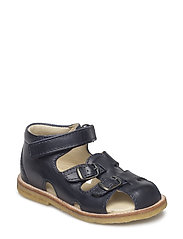 ECOLOGICAL STARTER SANDAL, MEDIUM/WIDE FIT - 95-NAVY