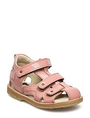 ECOLOGICAL CLOSED SANDAL, NARROW FIT - 28-PAT PINK