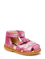 ECOLOGICAL CLOSED STARTER SANDAL, NORMAL/WIDE FOOT - PINK FANTASY