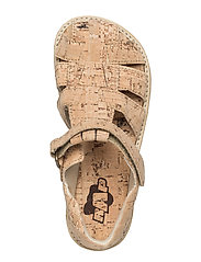 ECOLOGICAL CLOSED SANDAL, MEDIUM FIT