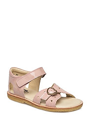 ECOLOGICAL HAND MADE Open Sandal - 02-PAT NUDE