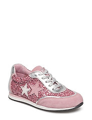 ECOLOGICAL HAND MADE Sneaker - 02-PINK