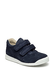 ECOLOGICAL SNEAKER, EXTRA WIDE FIT - 04-BLUE NAVY