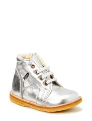 TEX Boot with zip - SILVER