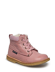ECOLOGICAL HAND MADE Water proof Low Boot - 08-PINK