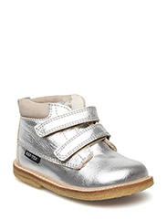 Tex Boot with velcro - 12-SILVER