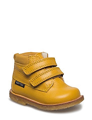 Tex Boot with velcro - 30-YELLOW