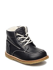 ECOLOGICAL Water proof Low Boot - 12-BLACK