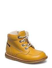 ECOLOGICAL Water proof Low Boot - 09-YELLOW