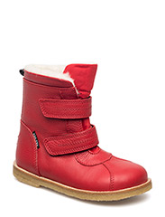 Tex Boot with velcro - 41-RED