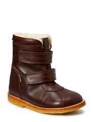 Tex Boot with velcro - BROWN