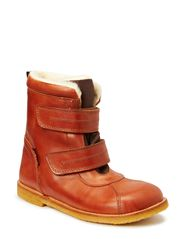 Tex Boot with velcro - COGNAC