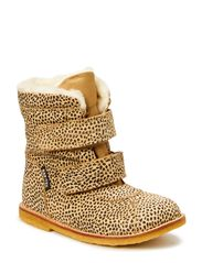 Tex Boot with velcro - LEOPARD