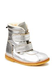 Tex Boot with velcro - SILVER